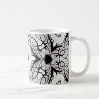 Swirly Wings Coffee Mug
