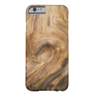 Swirly Wood Grain Barely There iPhone 6 Case