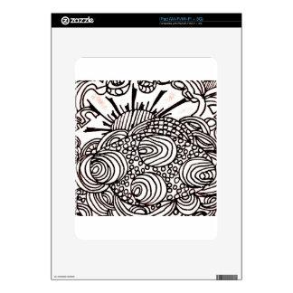 swirlysun skin for iPad