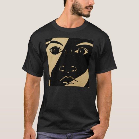 Swirlz Face T-Shirt