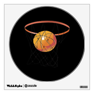 Swish 4 wall sticker