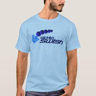 Swish Baby Blue T-Shirt