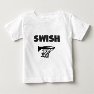 Swish basketball baby T-Shirt