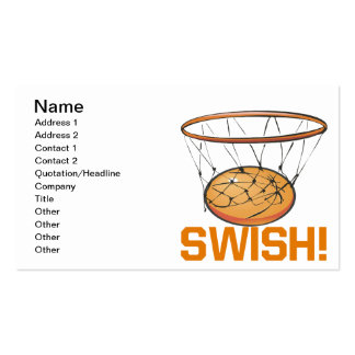 Swish Business Card