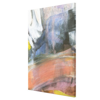 Swish Canvas Print