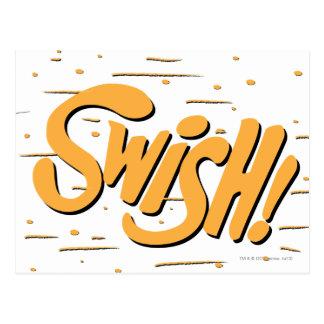 SWISH! POSTCARD