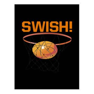Swish Postcard