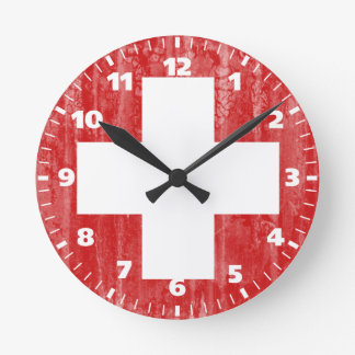 Swiss Wall Clocks Zazzle