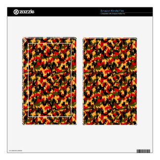 Swiss Alpenflage CAMO Kindle Fire Decal