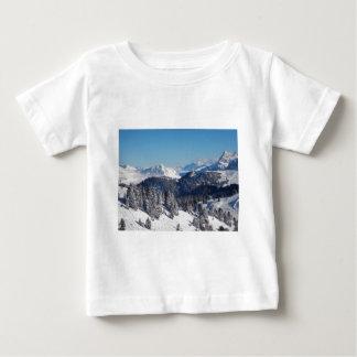 Swiss Alps Baby T-Shirt