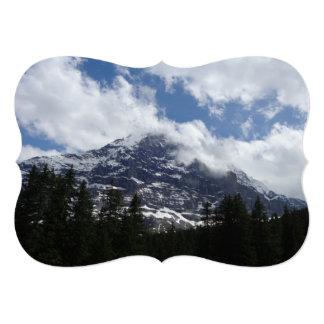 Swiss Alps Card