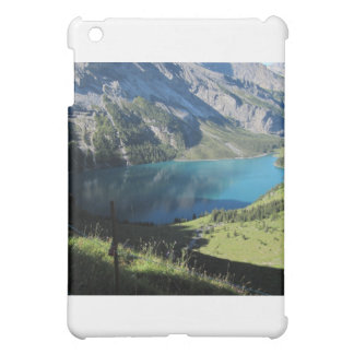 Swiss Alps Schweizrer Berge iPad Mini Cover