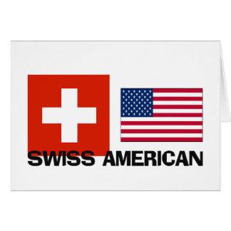 Swiss American Card