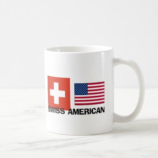 Swiss American Coffee Mug