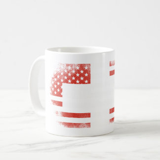Swiss American Flag   Switzerland and USA Design Coffee Mug