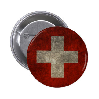 Swiss and Proud Pin