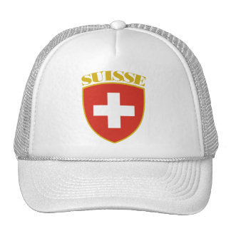 Swiss Arms (French) Trucker Hat