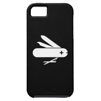 Swiss Army Knife Pictogram iPhone 5 Case