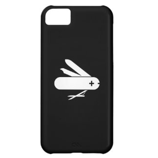 Swiss Army Knife Pictogram iPhone 5C Case