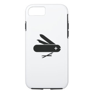 Swiss Army Knife Pictogram iPhone 7 Case