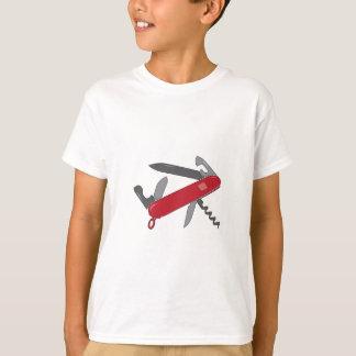 Swiss Army Knife T-Shirt