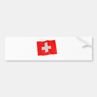 swiss bumper sticker