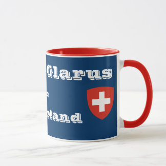 Swiss Cantons, Canton Glarus*, Switzerland Mug