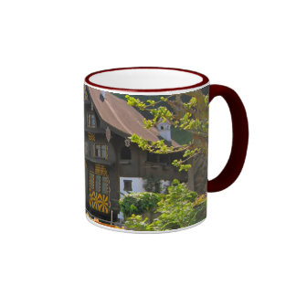 Swiss Chalet, region Lucerne Ringer Mug