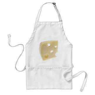 Swiss Cheese Adult Apron