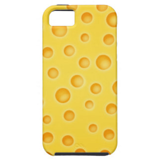Swiss Cheese Cheezy Texture Pattern iPhone SE/5/5s Case