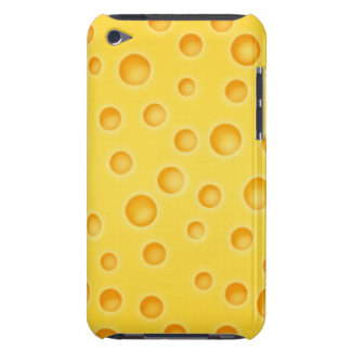 Swiss Cheese Cheezy Texture Pattern iPod Touch Cover