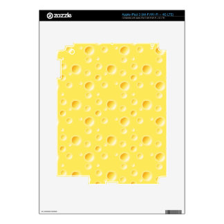 Swiss Cheese for your Mouse iPad 3 Decals
