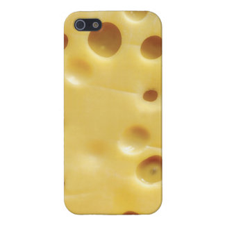 swiss cheese iPhone 5/5S case