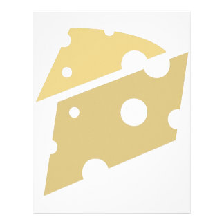 Swiss Cheese Letterhead