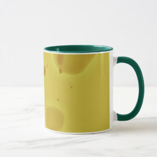 SWISS CHEESE MUG