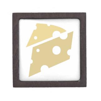 Swiss Cheese Premium Jewelry Box