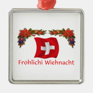 Swiss Christmas Christmas Ornaments