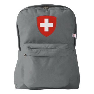 Swiss Coat of arms American Apparel™ Backpack
