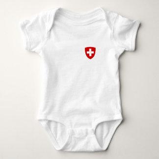 Swiss coat of arms - Swiss Souvenir Shirt