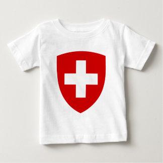 Swiss coat of arms - Swiss Souvenir T Shirt