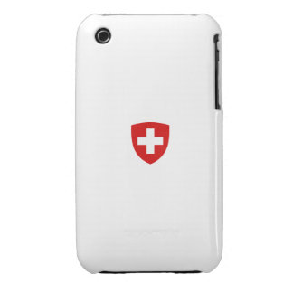 Swiss Coat of Arms - Switzerland Souvenir iPhone 3 Cases