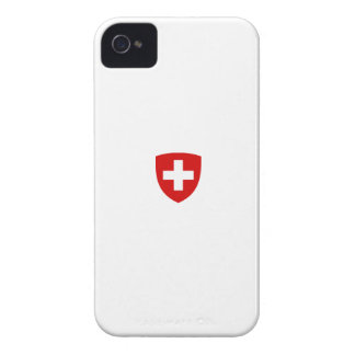 Swiss Coat of Arms - Switzerland Souvenir Case-Mate iPhone 4 Case