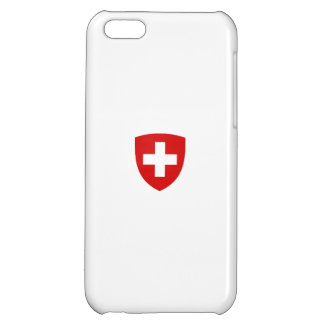 Swiss Coat of Arms - Switzerland Souvenir Case For iPhone 5C