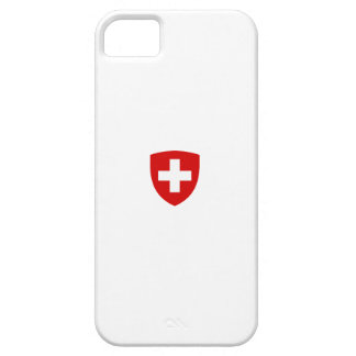 Swiss Coat of Arms - Switzerland Souvenir iPhone SE/5/5s Case