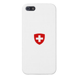 Swiss Coat of Arms - Switzerland Souvenir iPhone SE/5/5s Cover