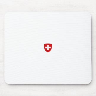 Swiss Coat of Arms - Switzerland Souvenir Mouse Pad