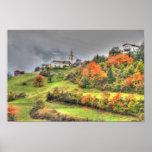 Swiss Countryside Print