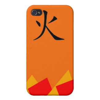 swiss design chinese fire copy iPhone 4/4S case