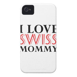 SWISS Design iPhone 4 Cover