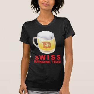 Swiss Drinking Team T-shirts